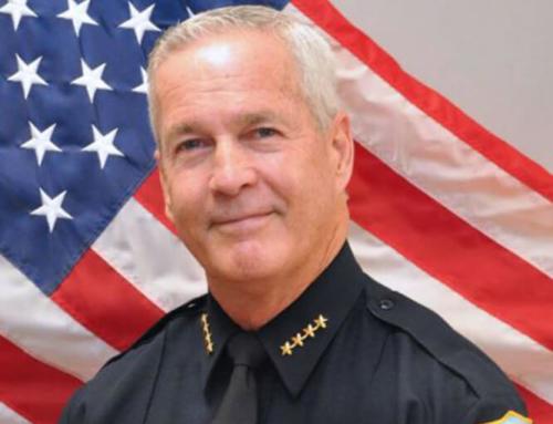 Naples Police Chief Tom Weschler